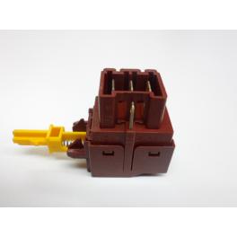 Zanussi FLS1083 drukschakelaar met 3 kontakten. Art:1249271006