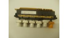 T.Nr:4593320 Miele drukschakelaar set voor W905 W915 W718 W715 W713