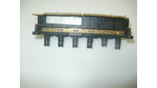 T. nr 2994013 Miele drukschakelaar set voor W790 W797 W799