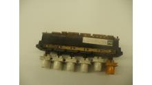 T. nr. 2084851 Miele drukschakelaar set voor W794 W793