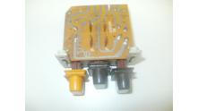 T.nr 1401347 Miele drukschakelaar set voor  W753 W758 W772 WE751
