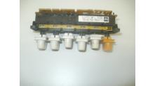 T.nr.2164771 Miele drukschakelaar set voor  W705 W709 W704