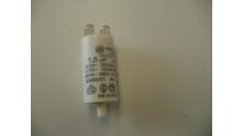 Condensator 1,5 Uf. aansluiting 2x2
