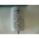 Condensator 11 uF met 2x2 aansluitingen