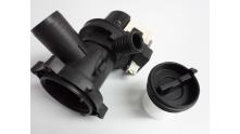 Bauknecht pomp + filter. Art: 480111100786 of 480111101394