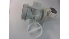 Asko afvoerpomp  pomp met huis  8801263 Gebruikt