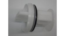 Bosch WAE24.... Pompfilter, filter, zeef. Art: 605010 of Art: 647920
